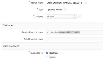 Dynamic Modal Dialog Titles in APEX5 – A little bit of