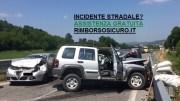 Incidente stradale: una guida su come comportarsi