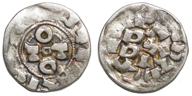 Rimoldi Numismatica denaro Pavia