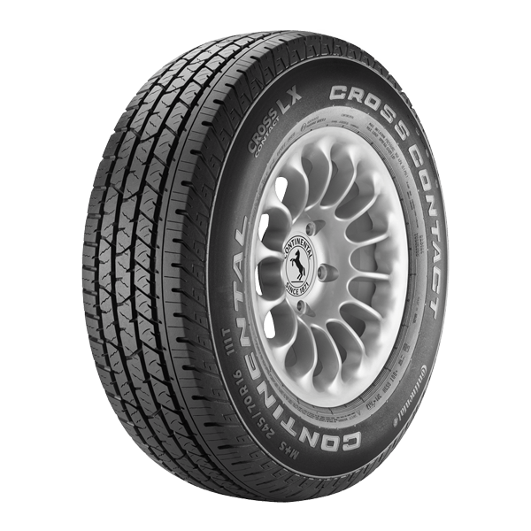 Continental ContiCrossContact LX - 265/60R18 (110T)