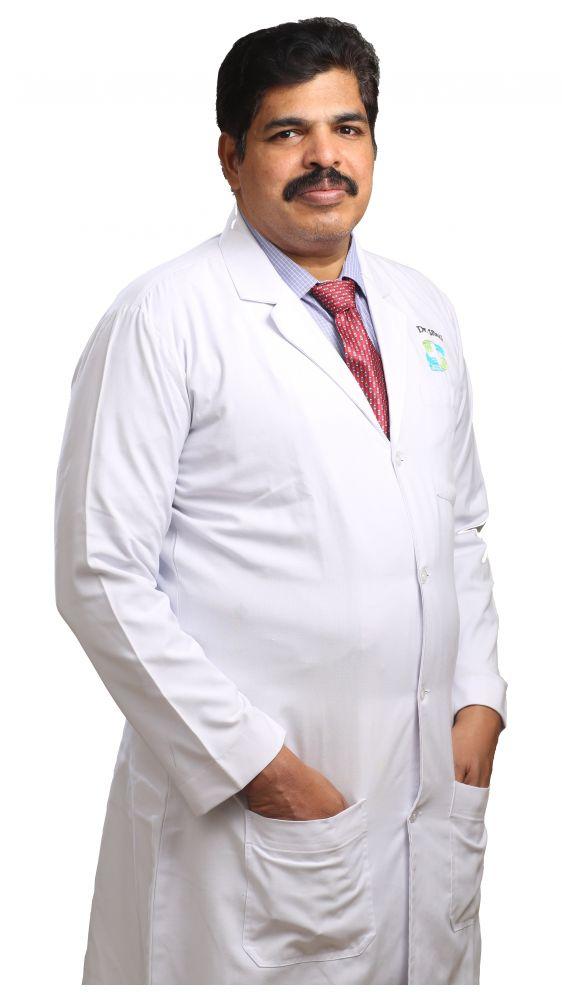 Dr. John Mathew