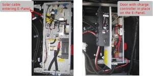 Off grid solar power system on an RV (Recreational Vehicle) or motorhome  Page 2