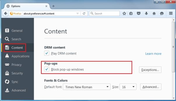 Firefox-block-pop-ups