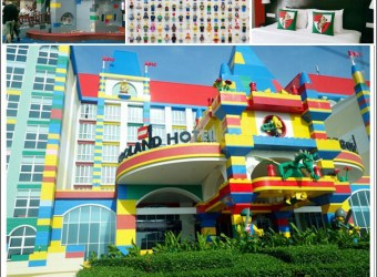馬來西亞樂高樂園! 飯店篇