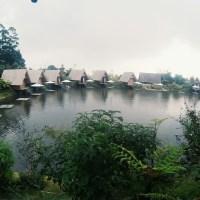 Menghabiskan 24 di Bandung.
