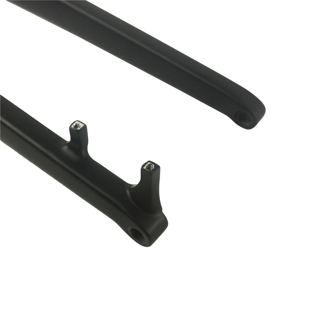 Fatbike carbon forks cf08 disc mount