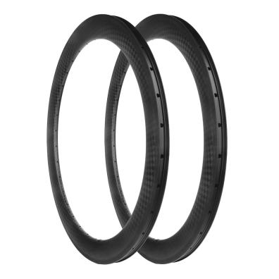 Road 50mm depth rim