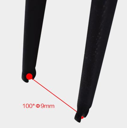 lightweight frame details-front hanger