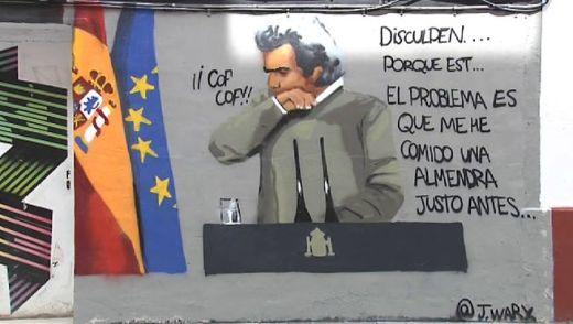 Mural Fernando Simón