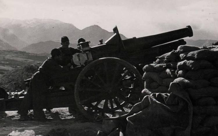Guerra civil Asturias