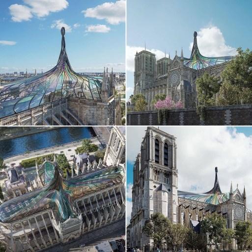 Reforma Notre Dame de París