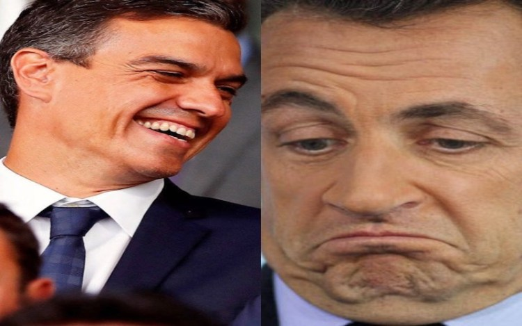 Pedro Sánchez Sarkozy