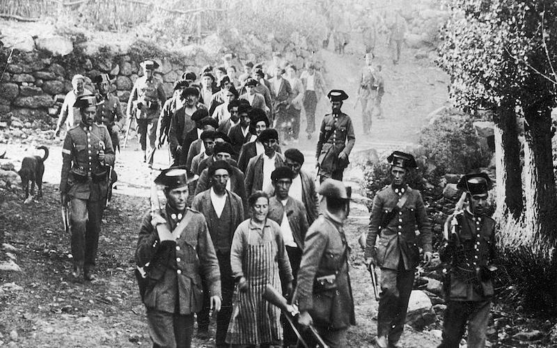 Revuelta Asturias 1934