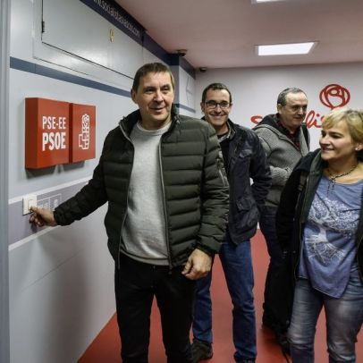 Otegi PSOE