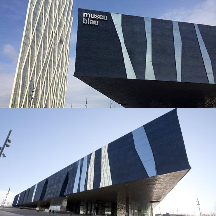 Edificio Fórum de Barcelona