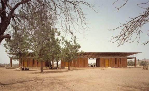 Escuela en Gando (Kéré)