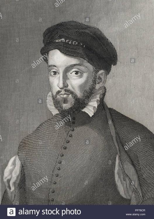 Antonio Pérez Felipe II