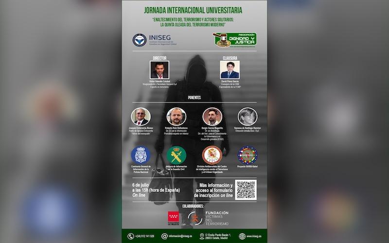 Enaltecimiento del terrorismo y actores solitarios: la quinta oleada del terrorismo moderno