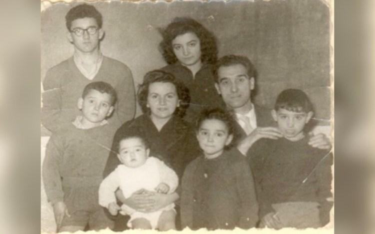 Familia Echeverría