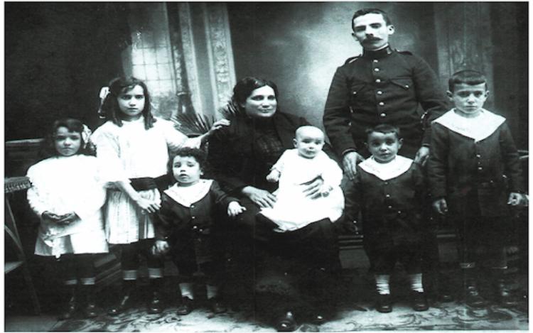 Introducción ~Crónica de la familia Echeverria~