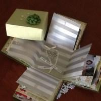 Caja sorpresa / Exploding box
