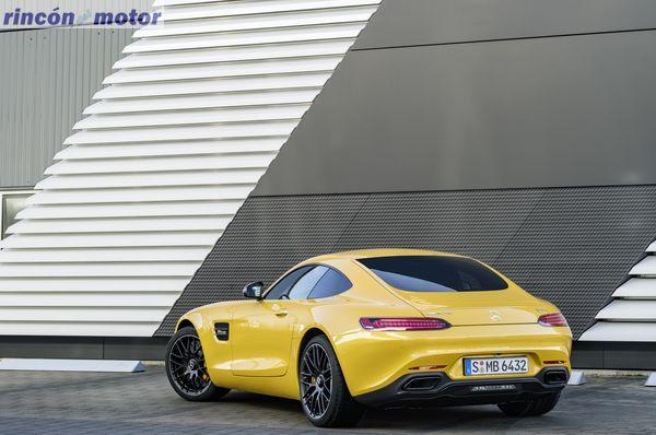 Mercedes-AMG GT C Edition