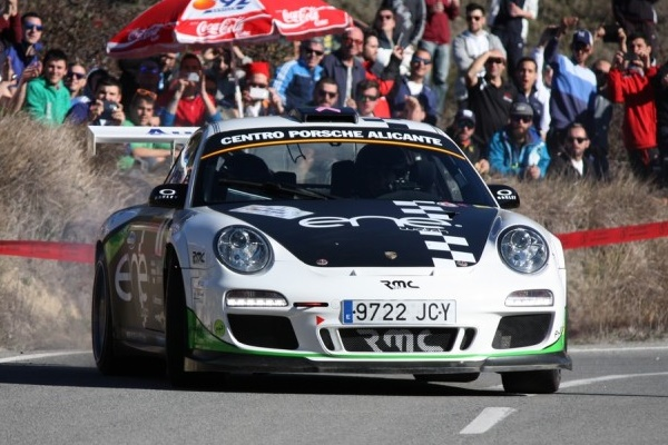 Miguel Fuster Porsche 911