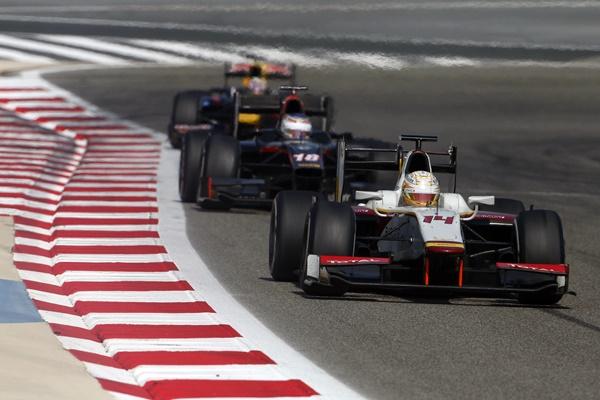 Pic, Campos Racing Barhein 2015