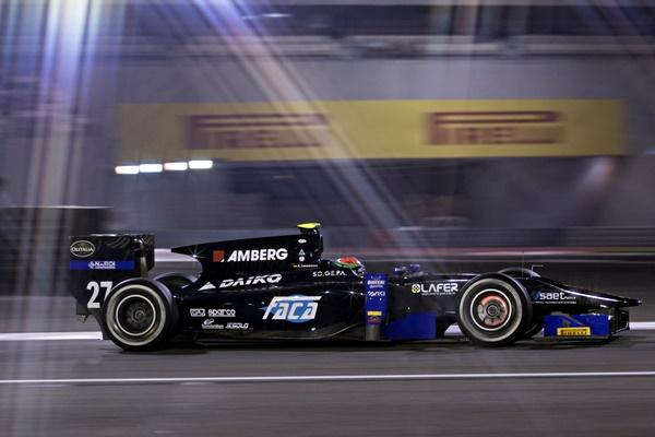 canamasas GP2 Abu Dhabi