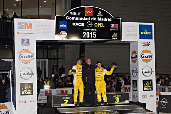 Gorka Antxustegui, Suzuki, 2RM Rallye CAM RACE