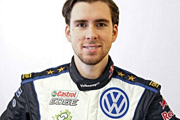Anders Jaeger VW Motorsport