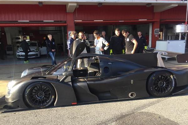 BE Motorsport Ligier
