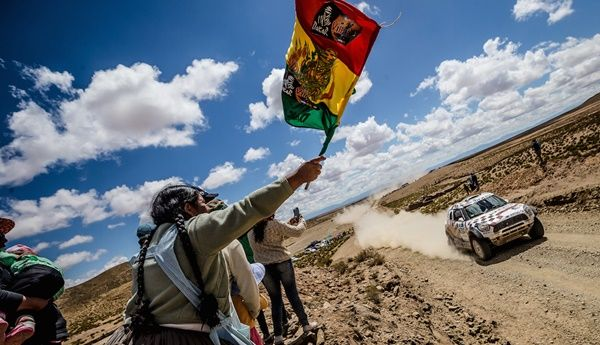 Dakar 2016etapa 6 Nani Roma