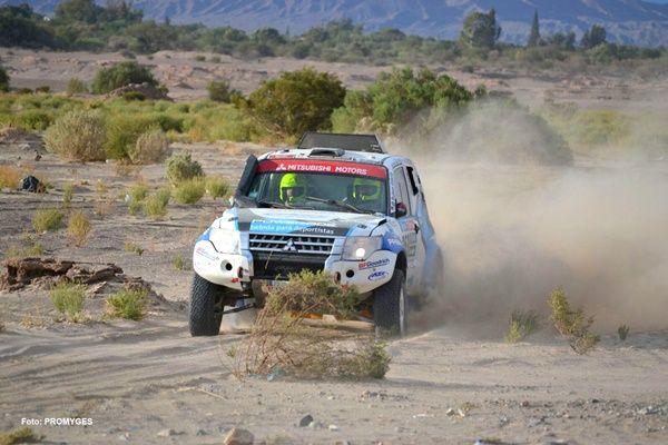 Gracia-Vallejo Montero Dakar 2016