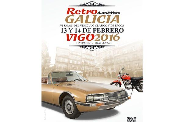 cartel salon retro galicia 2016