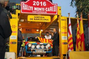 rallye monte carlo historicos salida barcelona