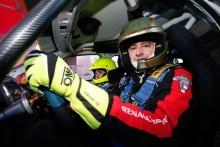 Fran Cima centra su temporada en el Trofeo Clio R3T Iberia de Renault