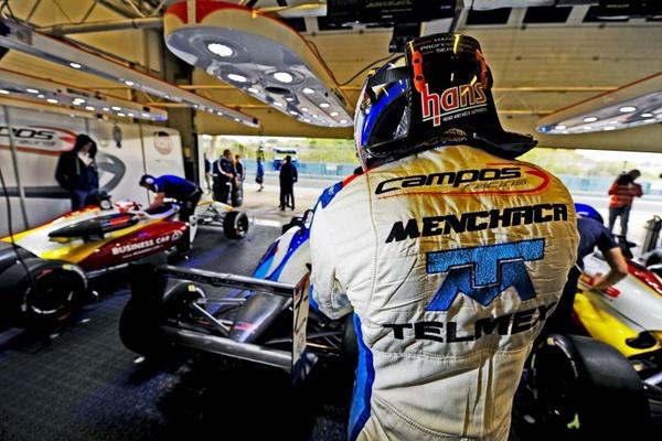 campos racing test jerez
