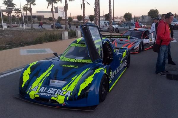 MT Racing - Subida Estepona - Aviles