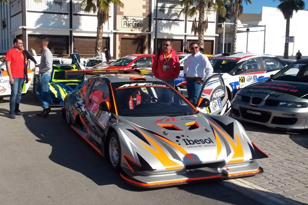 MT Racing - Subida Estepona - Perea