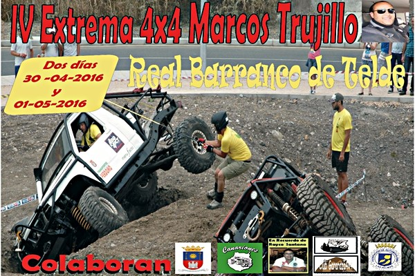 Cartel IV Extrema Marcos Trujillo