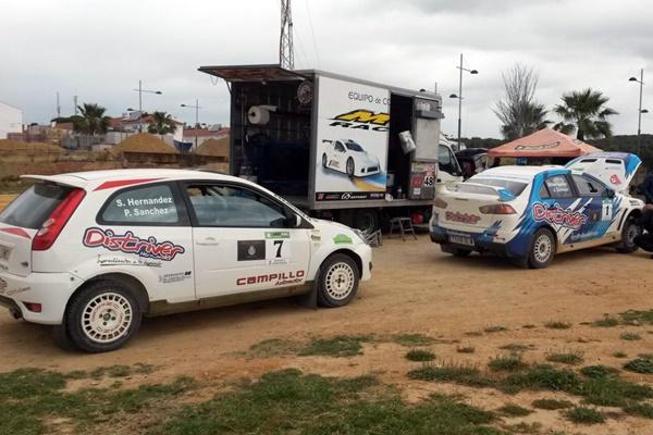 Hernandez Cutillas MT Racing Rallysprint Villablanca
