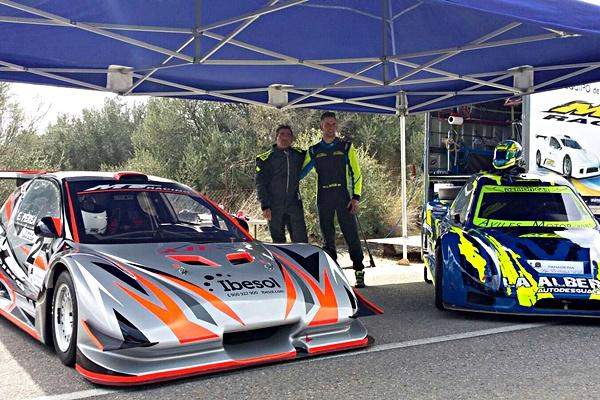 MT Racing - Subida Algar
