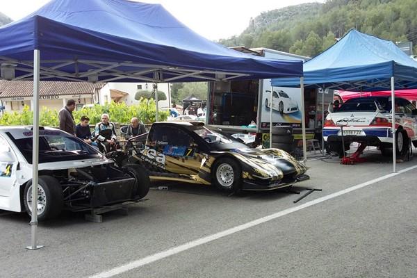 MT Racing Subida Guadalest