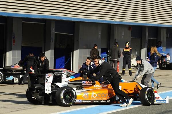 curso tecnico motorsport