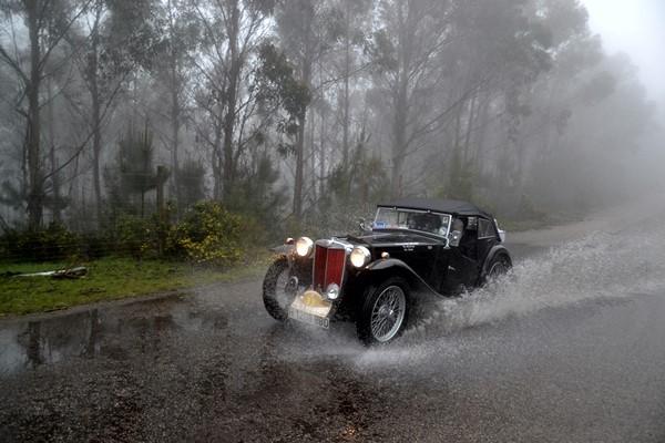 I Clase D Rallye Descubrimiento