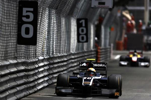 Markelov gp2 Monaco