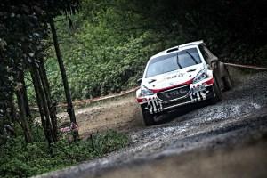 El Campeonato de Tierra regresa a la Península con el Rallye Terra da Auga