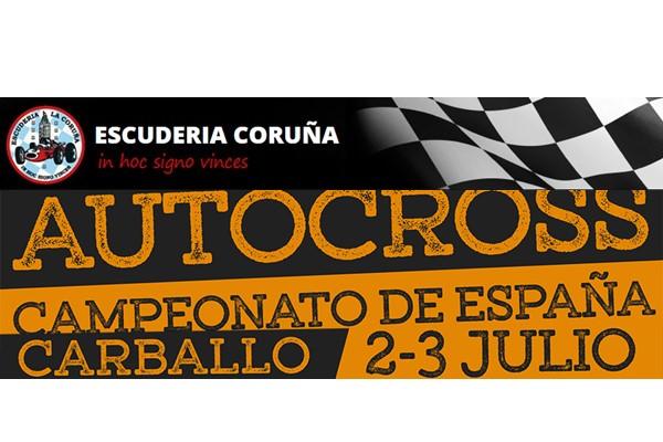 placa autocross carballo 2016