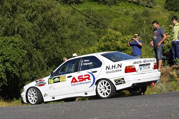 Luis Perez BMW ASR Sur do Condado